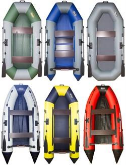 Лодка ПВХ ИНЗЕР 2 (2700\350) Передвижные сидения - фото 11433