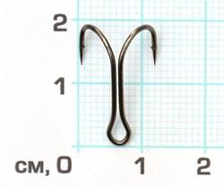 Двойник Скорпион 11041 №6 BN короткое цевье - фото 14578