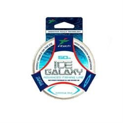 Леска Intech Ice Galaxy 0,148mm 50m - фото 19144