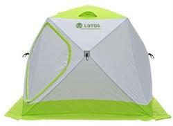 Палатка  LOTOS Куб  Профессионал М  зимняя - фото 4497