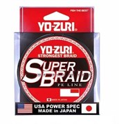 Плетеный шнур Yo-Zury Superbraid R1280-S x8 150m 20Lb №1