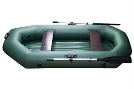 Лодка ПВХ ИНЗЕР 2 (2500\350) Надувное дно