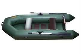 Лодка ПВХ ИНЗЕР 2 (2800\350) М Транец + слань целиковая