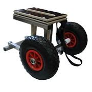 Тележка - подставка  ПДН  для лодочного мотора 10-20 л.с.