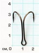 Двойник Скорпион 11041 №1/0 BN короткое цевье