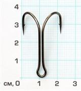 Двойник Скорпион 11041 №2/0 BN короткое цевье
