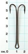 Двойник Скорпион 11043 №2/0 BN супердлинное цевье