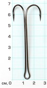 Двойник Скорпион 11043 №4/0 BN супердлинное цевье