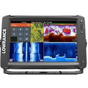 Эхолот Lowrance Elite-12Ti TotalScan Transducer™