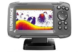 Эхолот Lowrance Hook2-4X GPS Bullet Skimmer CE ROW (000-14015-001)