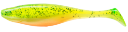 Мягкая приманка Narval Commander Shad 16cm #015 - Pepper/Lemon