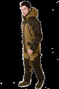 Костюм зимний Onerus  Горный -45  Палатка/Коричневый