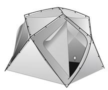 Внутренний тент LOTOS Куб 210*210*180 зимний
