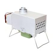 Теплообменник  Сибтермо  СТ-2.5 с инфракрасной горелкой