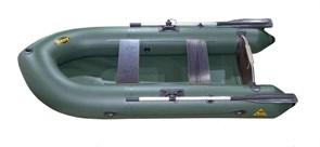 Лодка ПВХ ИНЗЕР 2 (2800\350) М1Транец + слань целиковая
