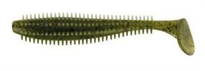 Мягкая приманка Fox Rage Spikey Shad 12cm Green Pumpkin