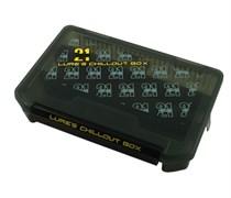 Коробка Pontoon21 Lures Chillout Box VS-3020ND-P21-BL  255x190x40 mm