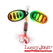 Блесна Lucky John BONNIE BLADE 02 04.3г 008 LJBB02-008