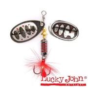 Блесна Lucky John BONNIE BLADE 02 04.3г 004 LJBB02-004