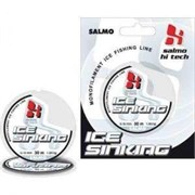 Леска Salmo Hi-Tech Ice sinking 30/0,1мм 4505-010