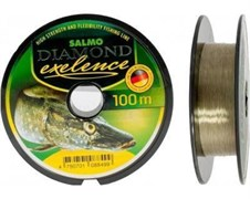 Леска Salmo Diamond Exelence 100м 4027-022