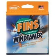 Плетеный шнур Fins Windtimer 10Lb yellow
