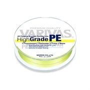 Плетеный шнур Varivas High Grade PE 4 150m №0.8 11.2lb
