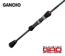 Спиннинг Pontoon 21 Gad-P21 Gancho GAN702MF 2,13 м  7-25гр.