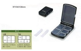 Коробочка для приманок Versus 97х64х30 VS-315DD