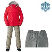 Костюм Daiwa DW-3504 WINTER SUIT RED р.3XL