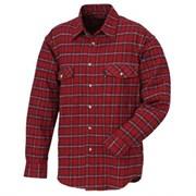 Рубашка Pinewood Эдинбург цвет красный р.XXL
