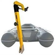 Крепёж бортовой для датчика эхолота ТК-550