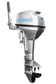 Лодочный мотор двухтактный Seanovo SN9.8FHS - фото 20699