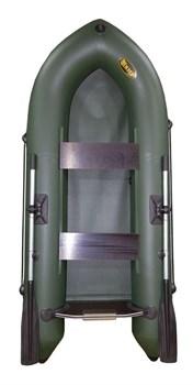 Лодка ПВХ ИНЗЕР 2 (2800\350) М1Транец + слань целиковая - фото 21165