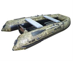 Лодка ПВХ Altair HD-320 Мираж - фото 21477