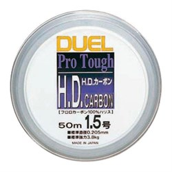 Флюорокарбон Duel H.D.CARBON 50m #4.0 7.0Kg (0.33mm) - фото 5322
