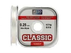 Леска ASSO Classic NEW 0.12mm 50m - фото 5344