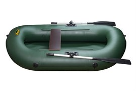 Лодка ПВХ ИНЗЕР 1,5 (2200\350) Надувное дно