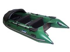 Лодка ПВХ Gladiator Active С370 Al