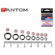 Заводные кольца Fantom YM-6008-#4.5-BN Flatted Split Ring (10шт)
