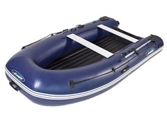 Лодка ПВХ Gladiator Air E380 LT