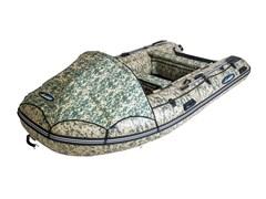 Лодка ПВХ Gladiator Air E380 КМФ