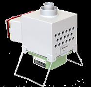 Теплообменник  Сибтермо  СТ-2,3 с инфракрасной горелкой
