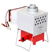 Теплообменник  Сибтермо  СТ-1,6 с инфракрасной горелкой