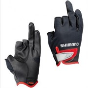 Перчатки Shimano GL-021N черный р-р XL