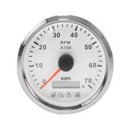 Тахометр 0-7000 об/мин с аварийной сигнализацией KY07123