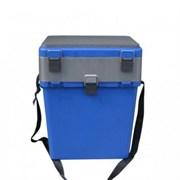 Ящик зимний Helios (19л) синий MB-BU-W06