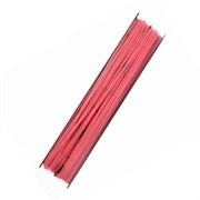 Резина донная 10м 2мм красная Три Кита 003.9090