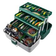 Ящик рыболовный ЯР-3 (440*220*200) 3 лотка 003.0792
