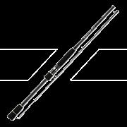 Спиннинг Graphiteleader Vivo EX 782MH 234см 14-50гр